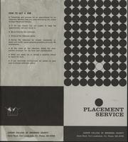 Placement Service, side 1