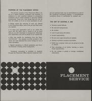 Placement Service, side 2