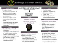 Pathways to Growth Mindset. Proposal.