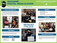 Seahawk Digital Read-Alouds. Proposal.