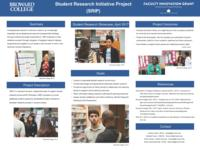 Student Research Initiative Project (SRIP). Proposal.