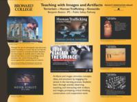 Teaching with Images and Artifacts: Terrorism - Human Trafficking - Genocide. Proposal.