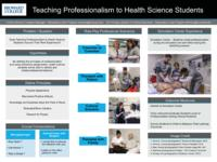 Teaching Professionalism to Health Science Students. Proposal.