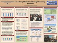 Teaching Statistics Through Learning Projects. Proposal.