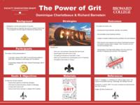 The Power of Grit. Proposal.