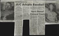 BJC Adopts Baseball
