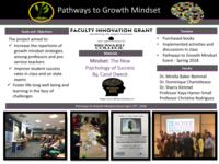 Pathways to Growth Mindset. Results.