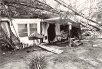 Hurricane Andrew came aground in South Florida on August 24, 1992