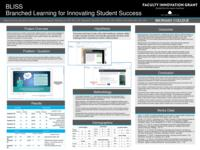 BLISS: Branched Learning for Innovating Student Success. Results.