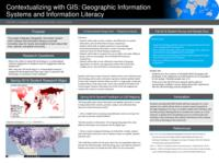 Contextualizing with GIS: Geographic Information Systems and Information Literacy. Results.