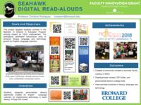 Seahawk Digital Read-Alouds. Results.
