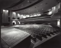 In October 1979, the 1,200-set performing arts center was dedicated